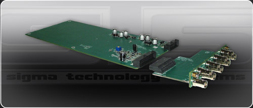 svda8 analog video distribution amplifier